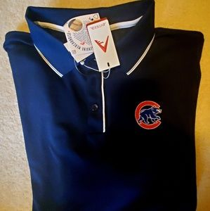 Chicago Cubs Polo Shirt *Brand New*